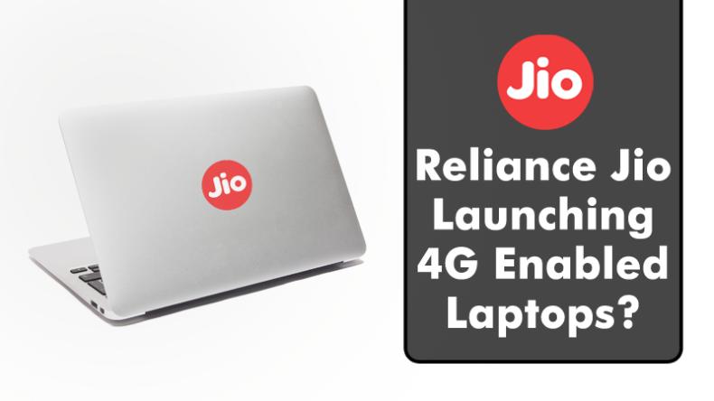 Jio 4G Laptop