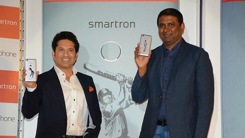 Smartron srt.phone Launched