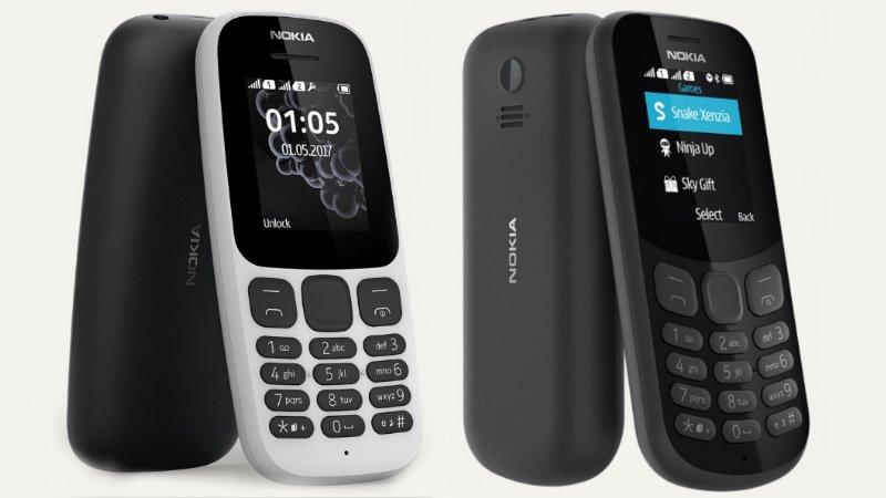 Nokia 105 Nokia 130