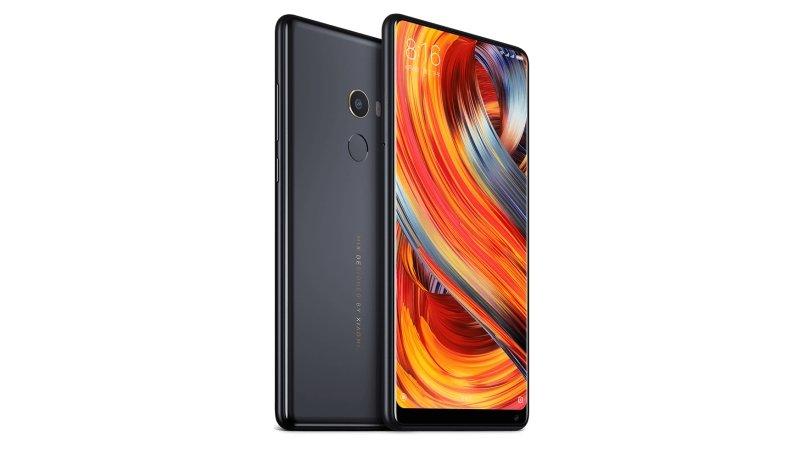 Xiaomi Mi Mix 2 launched