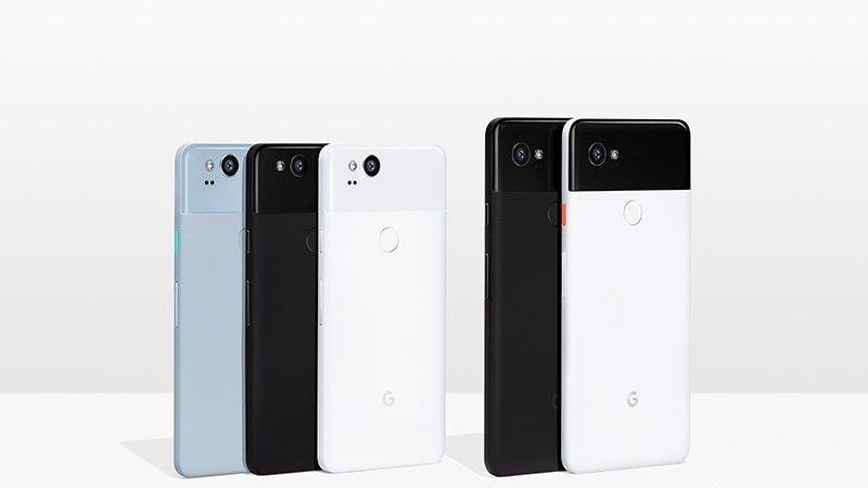 Google Pixel 2 Google Pixel 2 XL