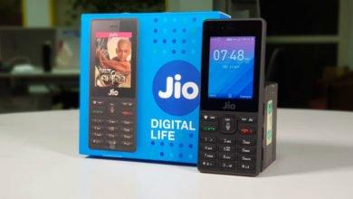 Jio Phone Plans