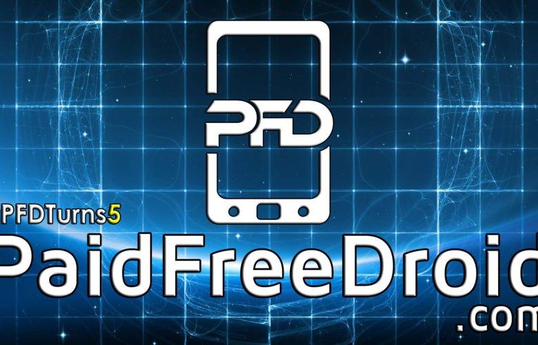 PaidFreeDroid Turns 5