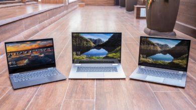 Lenovo Yoga 730 and Yoga 530