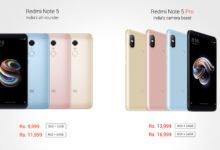 Redmi Note 5 Redmi Note 5 Pro