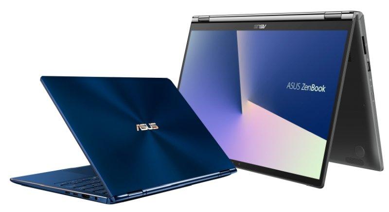 Asus ZenBook Flip 13, Flip 15