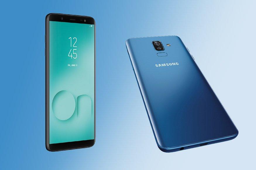Galaxy On8 2018