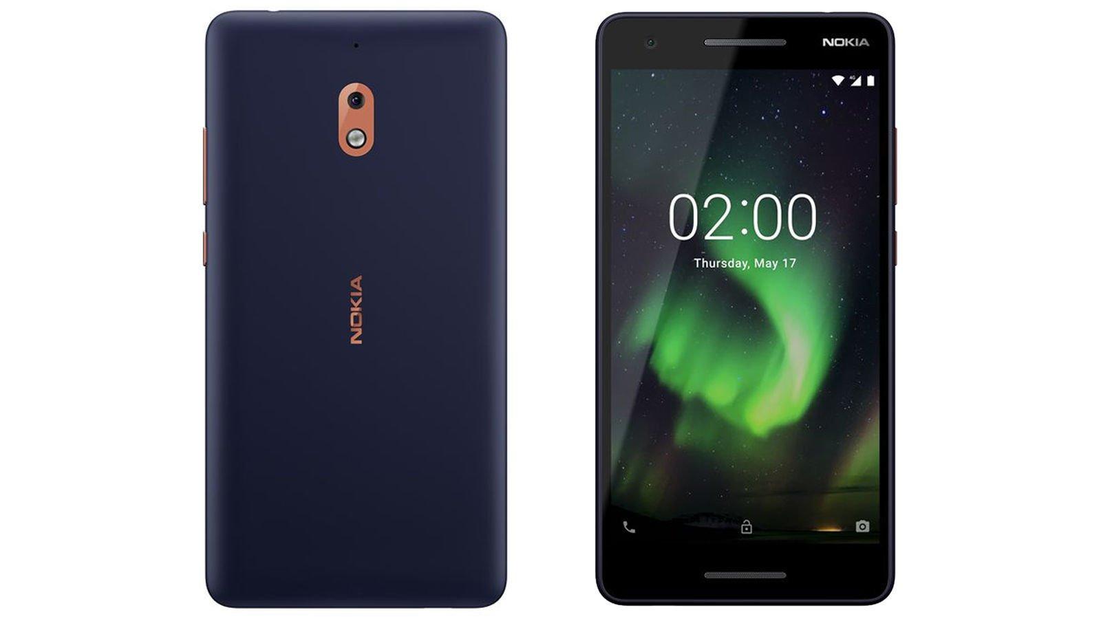 Nokia 2.1 (Nokia 2 2018)