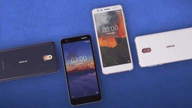 Nokia 2.1 Nokia 3.1 Nokia 5.1 India