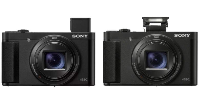 Sony Cyber-shot DSC-HX99, DSC-HX95