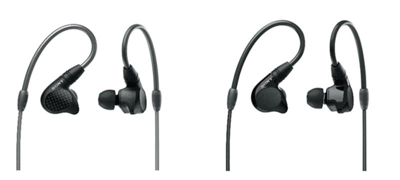 Sony IER-M9, IER-M7