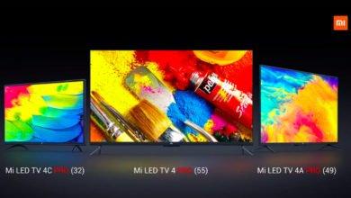 Mi TV Pro Variants