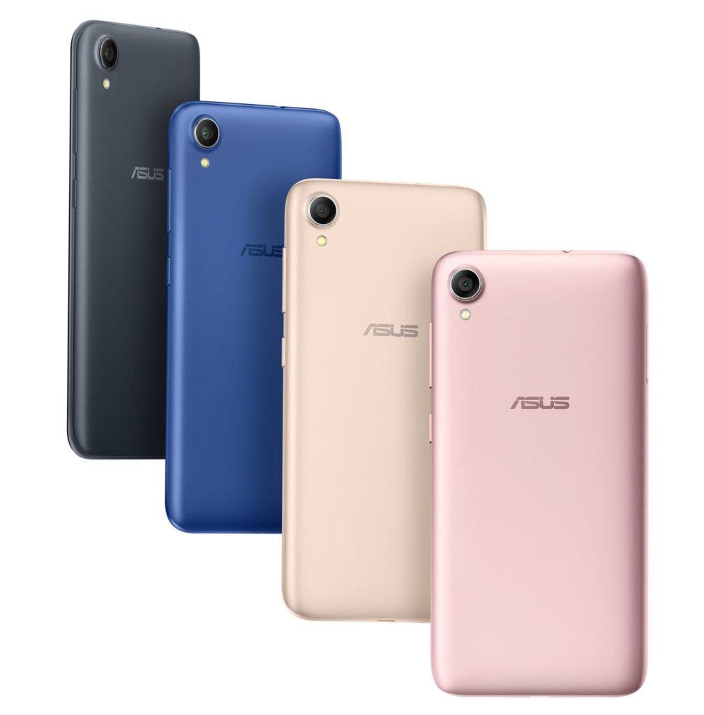 Asus Zenfone Lite L1 Colours