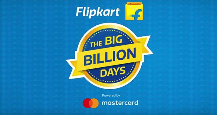 Flipkart Big Billion Days 2018 Offers and Deals