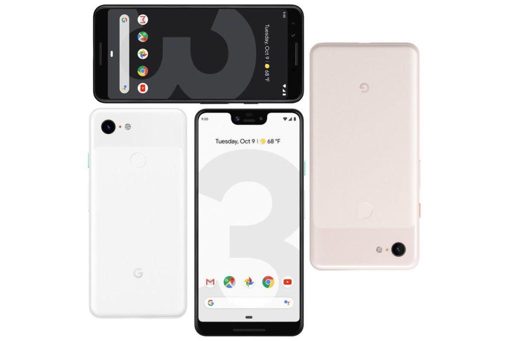 Google Pixel 3, Pixel 3XL