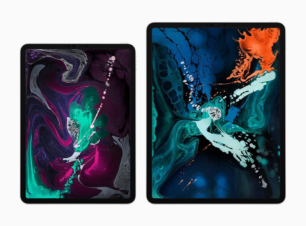 11-inch iPad Pro and 12.9-inch iPad Pro