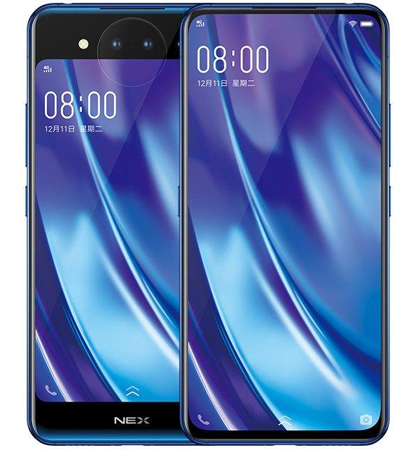 Vivo Nex Dual Display Edition