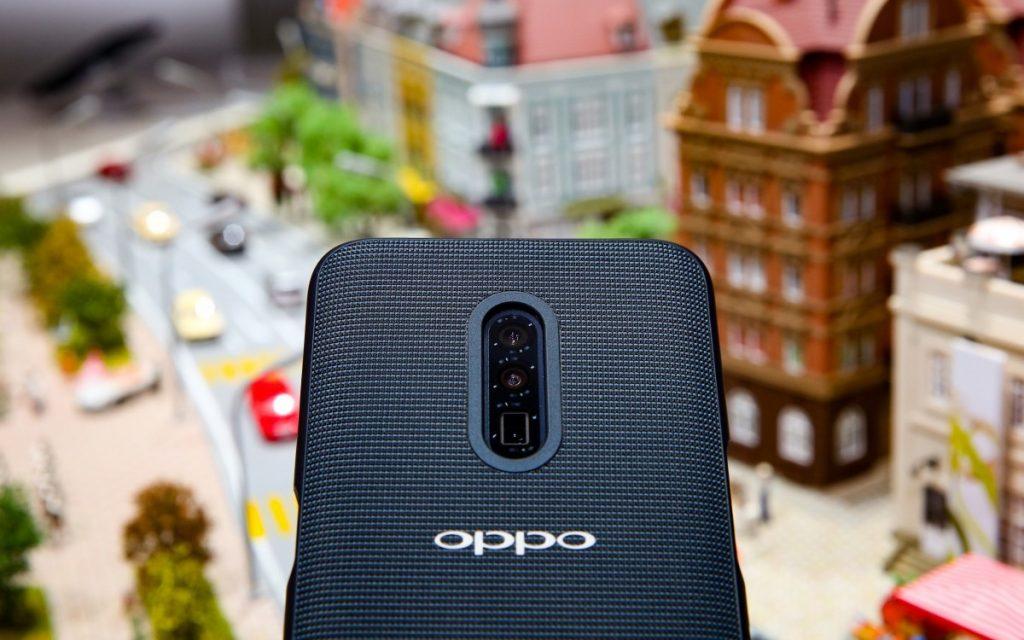 Oppo 10x camera zoom smartphone