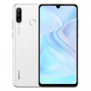 Huawei Nova 4e Pearl White