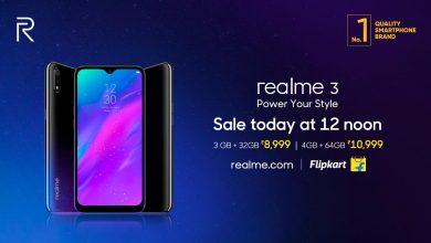 Realme 3 sale
