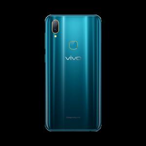 Vivo Z3 Emerald Colour