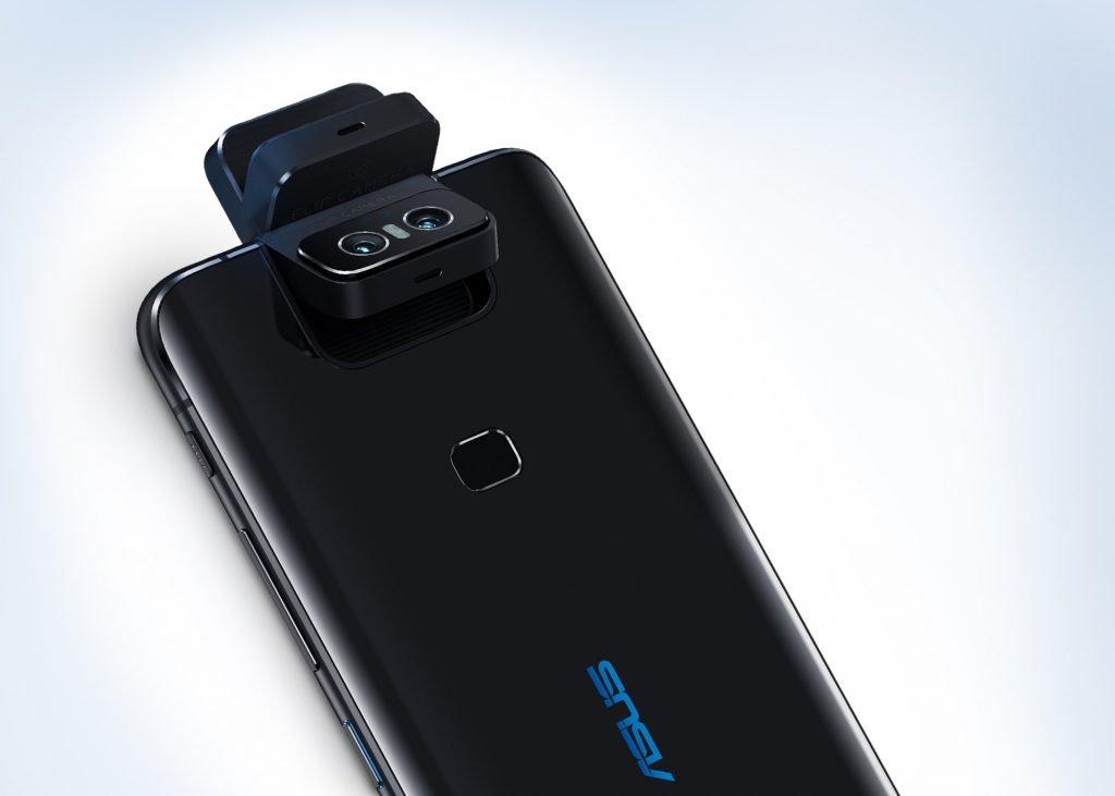 Asus 6Z Flip Camera