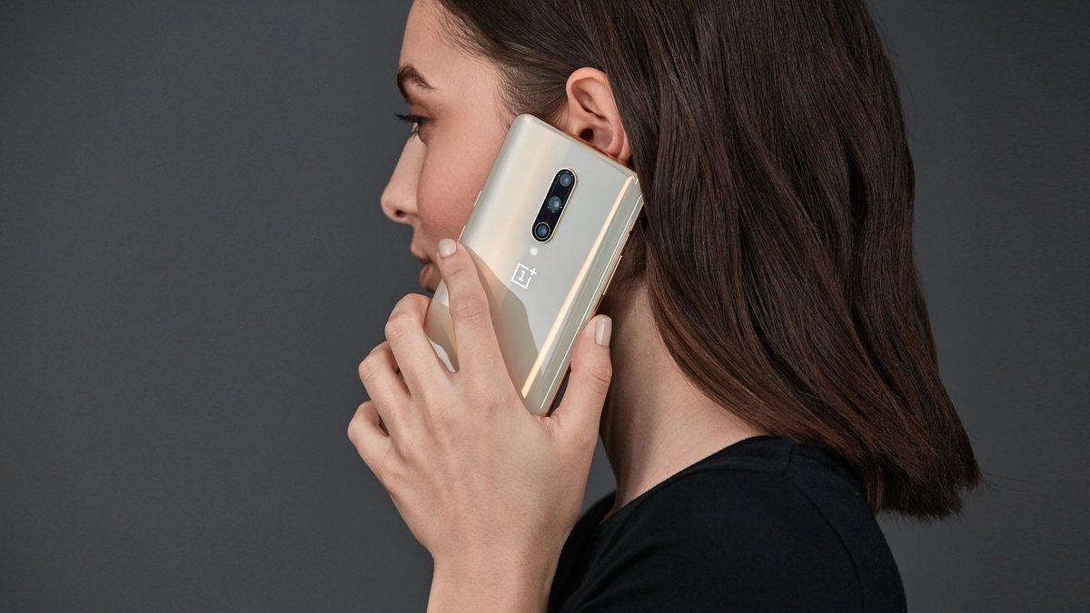 OnePlus 7 Pro Almond Colour