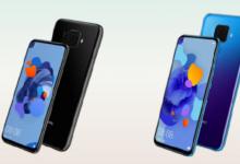 Huawei nova 5i Pro images