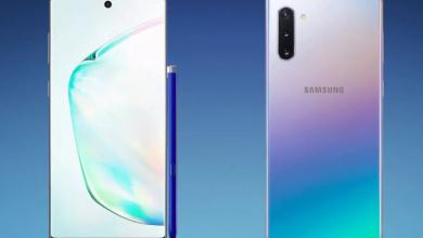 Samsung Galaxyy Note 10