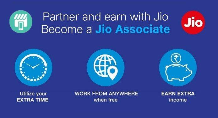 Jio POS Lite Jio Partner Earn Money
