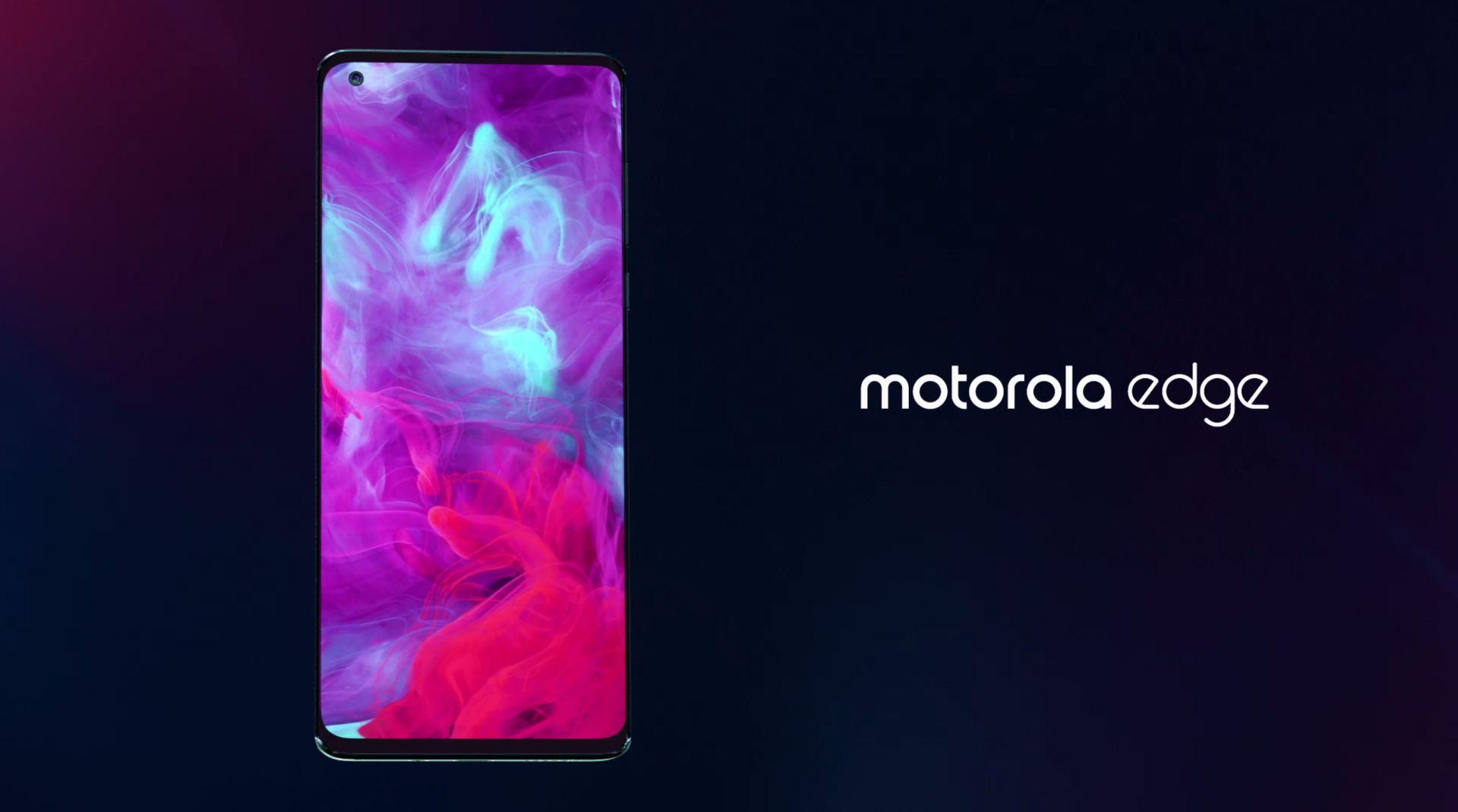 Motorola Edge Launched