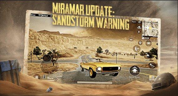 PUBG Mobile 0.18.0 update mad miramar