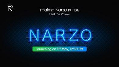 Realme Narzo 10 and Narzo 10A India Launch