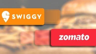 Zomato Swiggy Alcohol Delivery