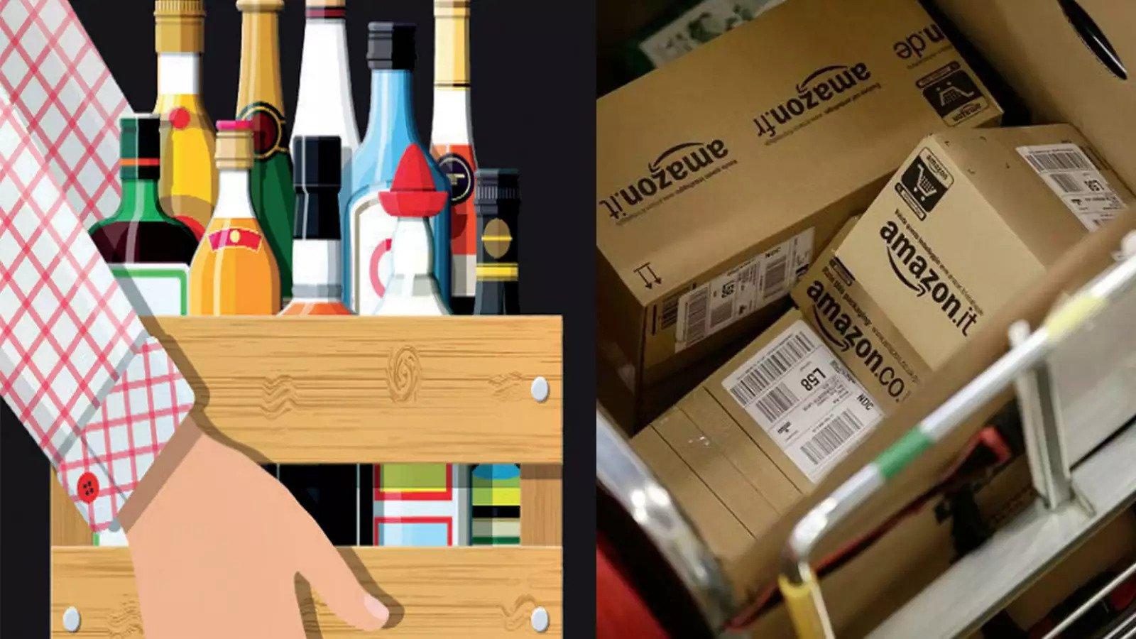 Amazon Alcohol