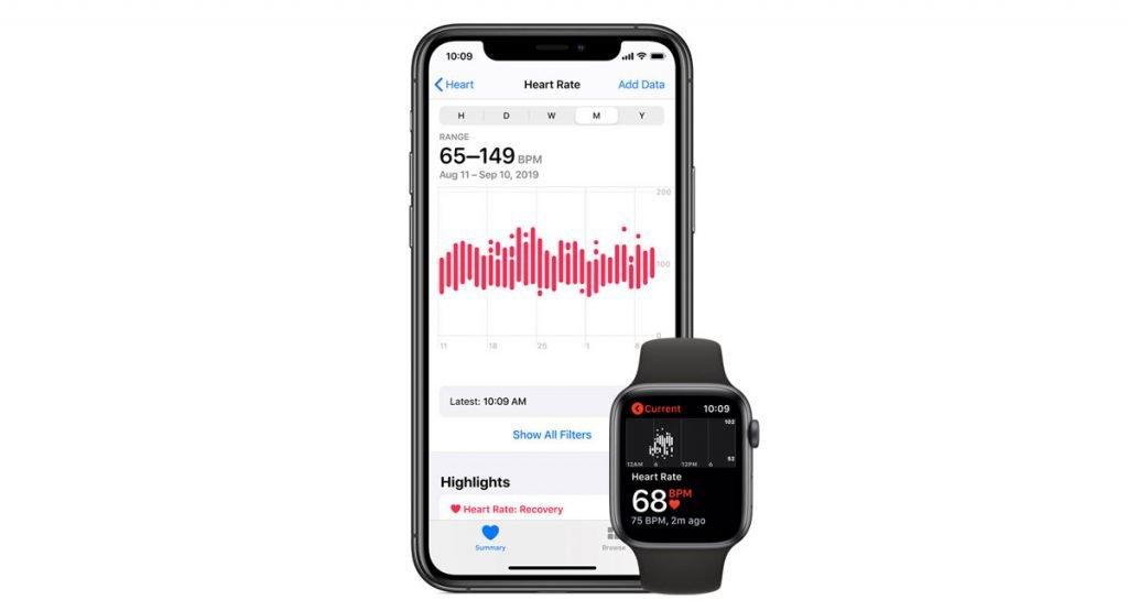 New Fitness App in iOS 14