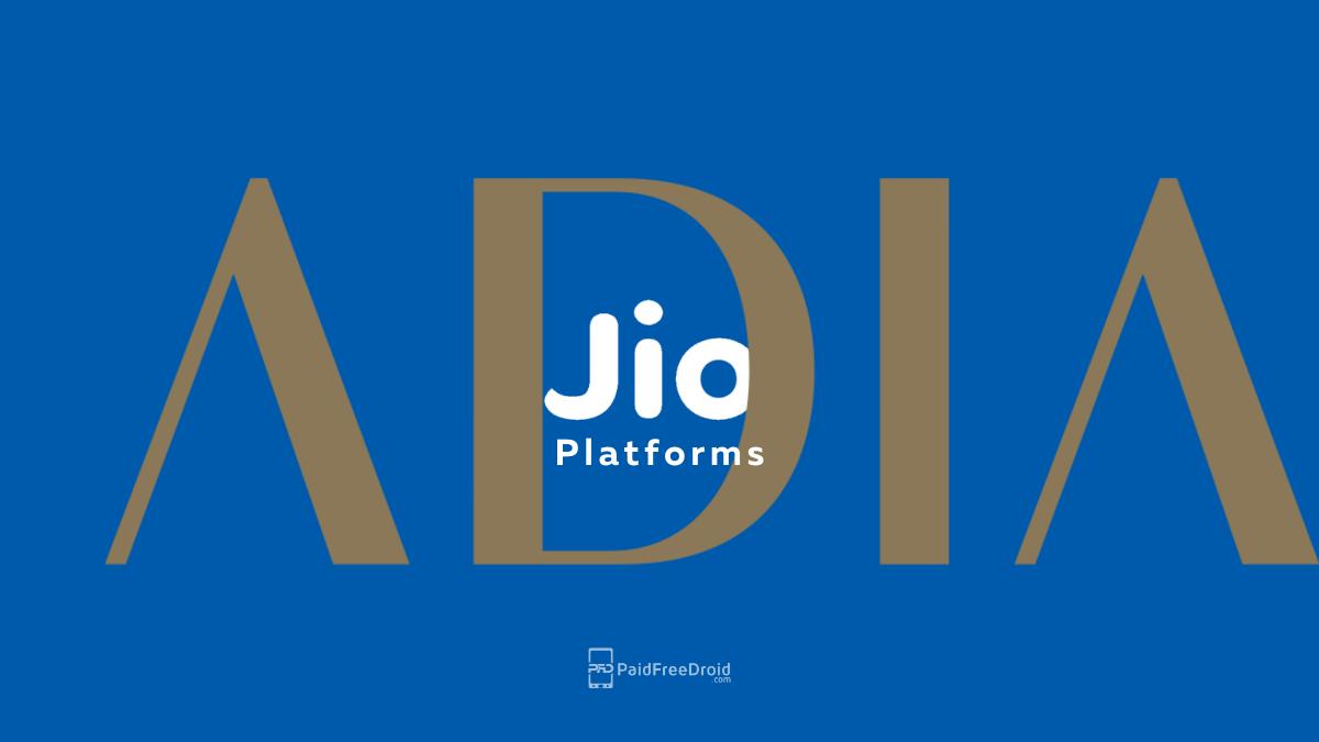Jio Platforms ADIA