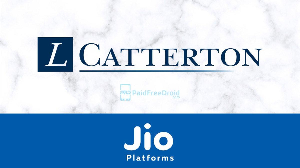 Jio Platforms L Catterton