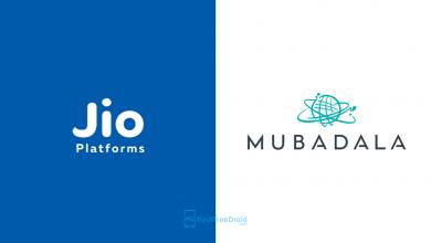 Jio Platforms Mubadala Investmnet Company