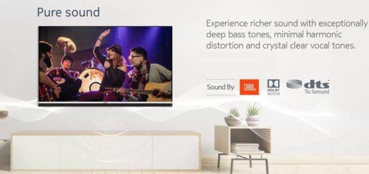 Nokia 43-Inch Smart LED TV