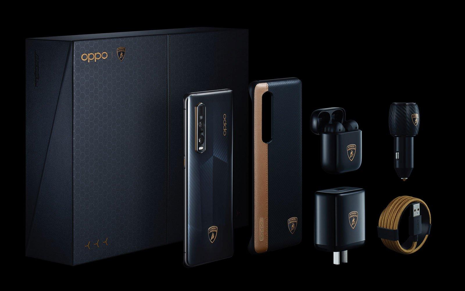 Oppo Find X2 Pro Automobili Lamborghini Edition Bundle