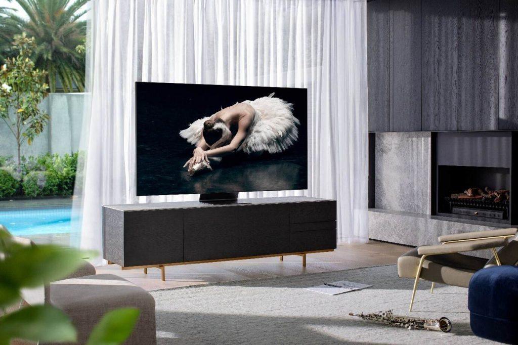Samsung 2020 QLED 8K TV