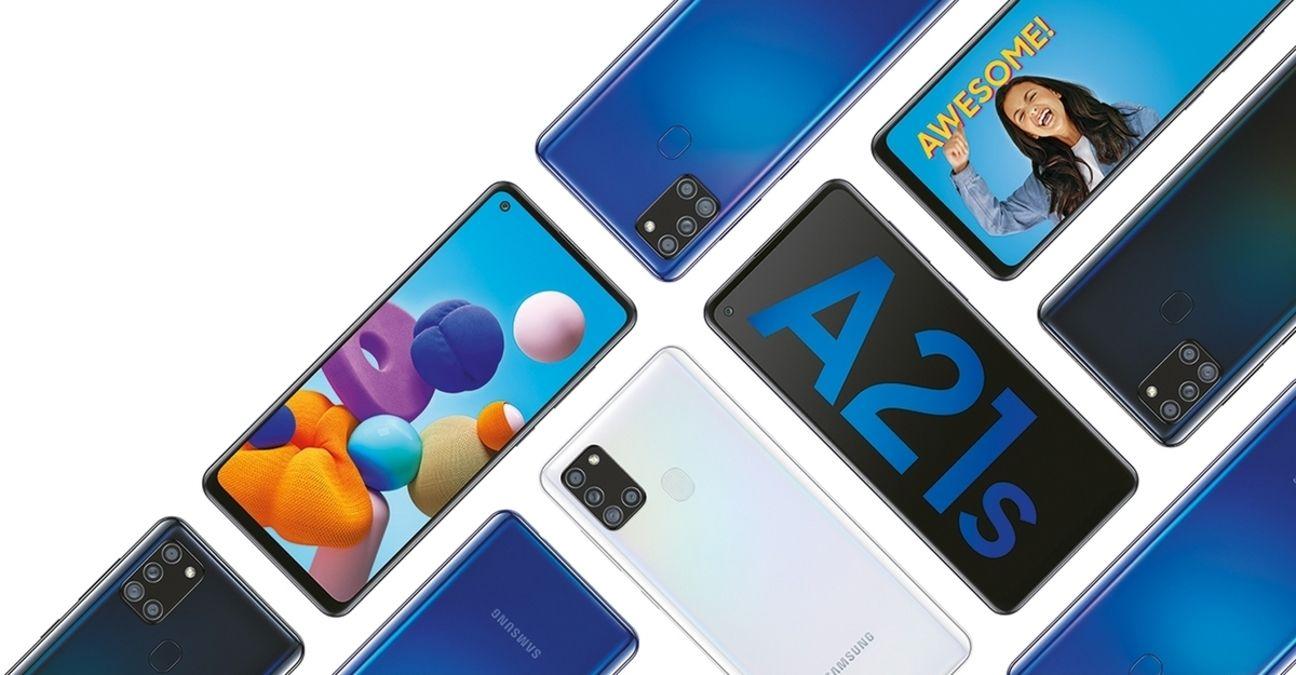 Samsung Galaxy A21s India