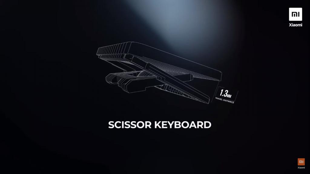 Scissor Keyboard