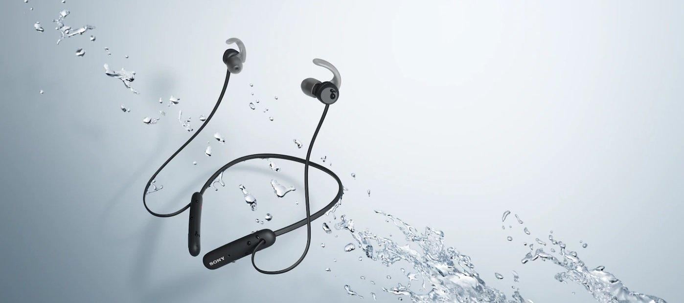 Sony WI-SP510 Wireless Sports Earphones
