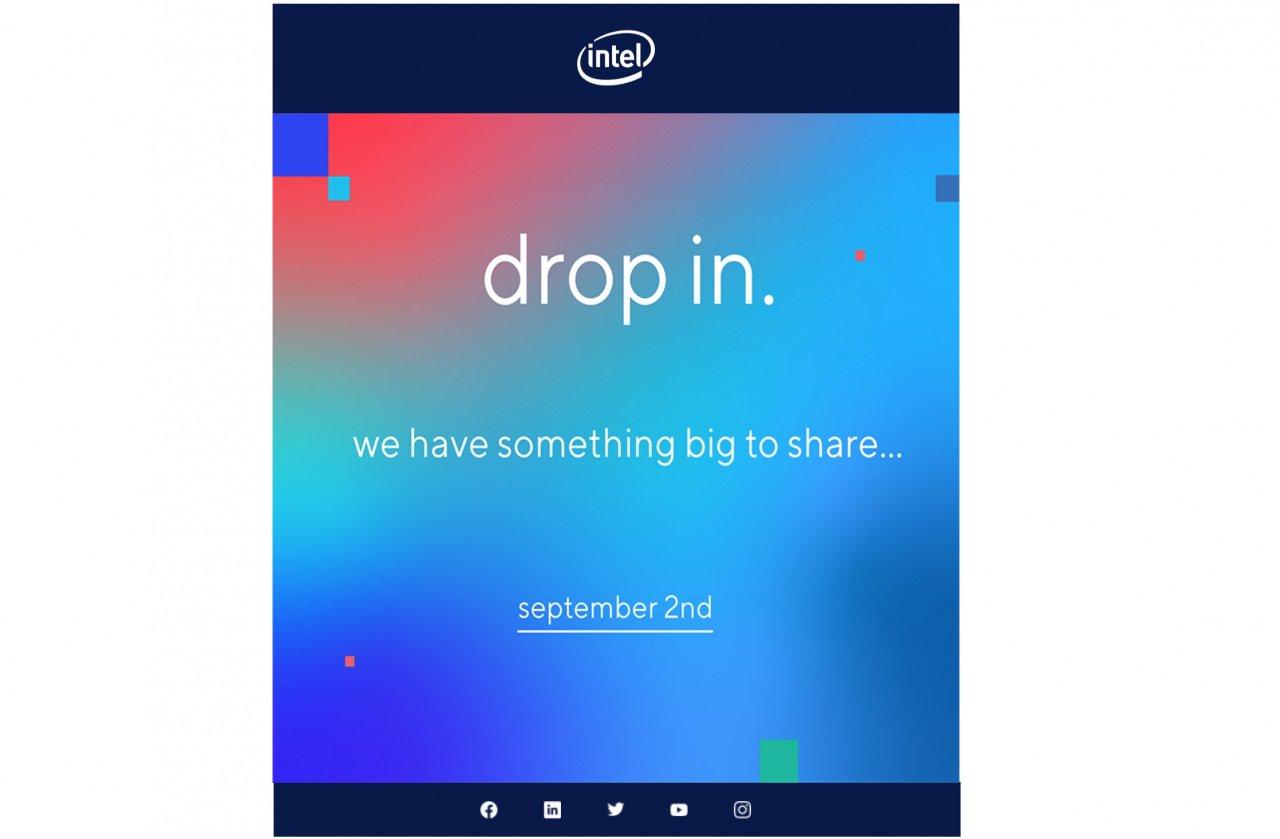 Intel September 2 Event