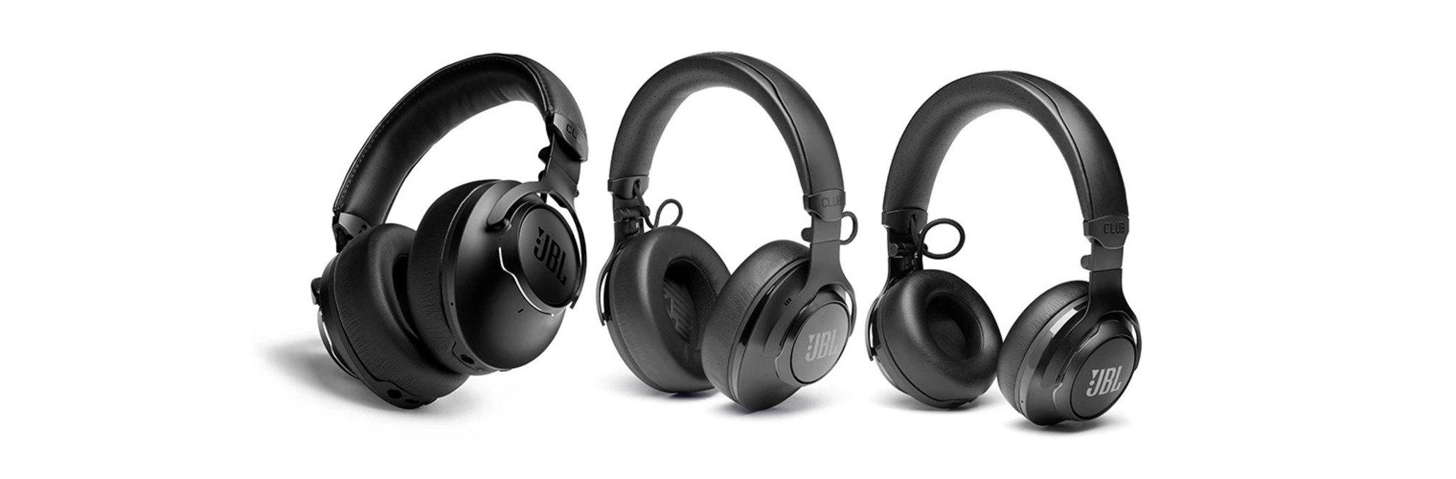 JBL Club Headphones