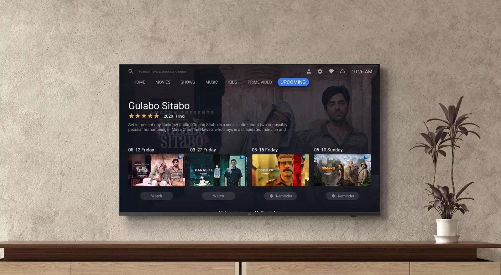 OnePlus U1 Smart TV