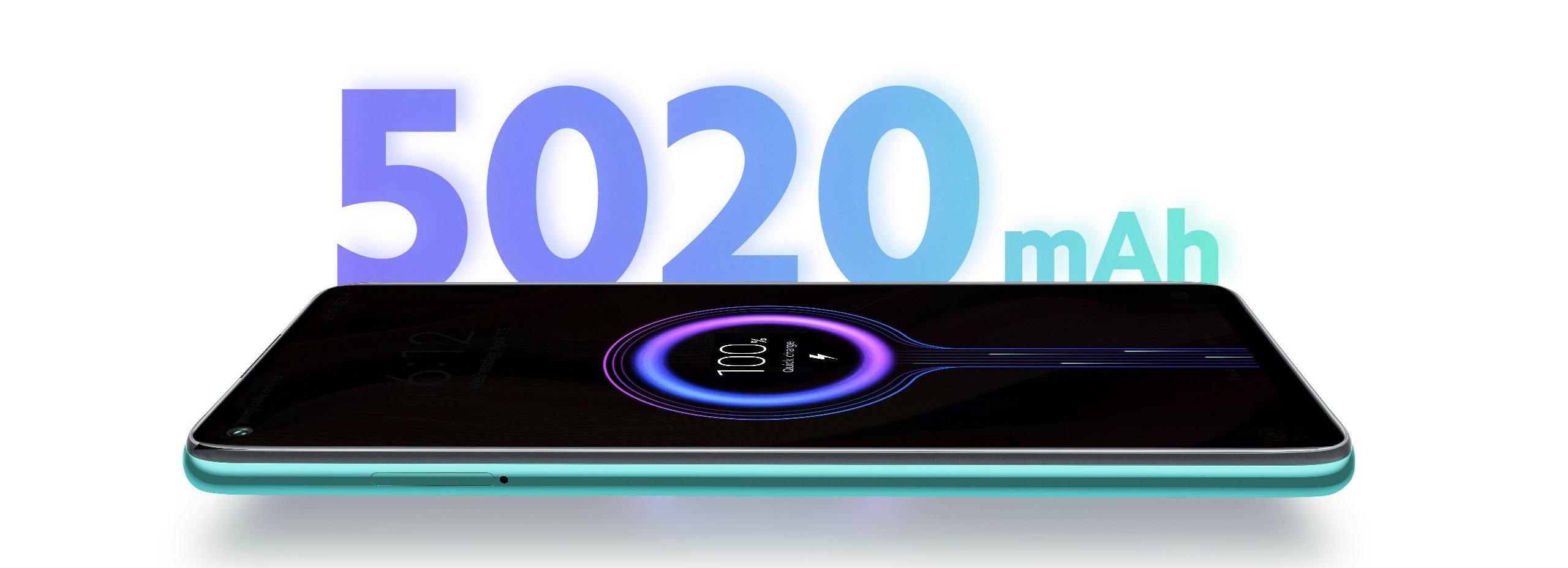 Redmi Note 9 Battery