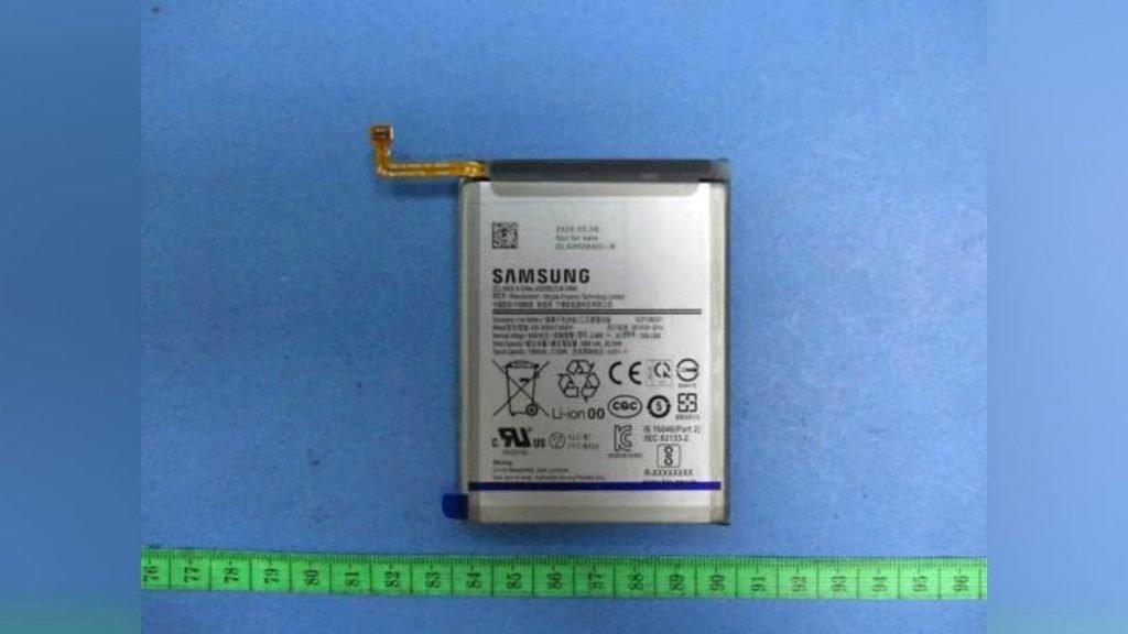 Samsung Galaxy M41 Battery Safety Korea